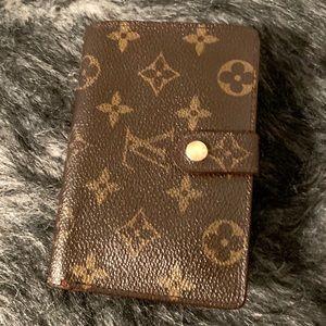 Authentic Louis Vuitton M61674 vintage wallet